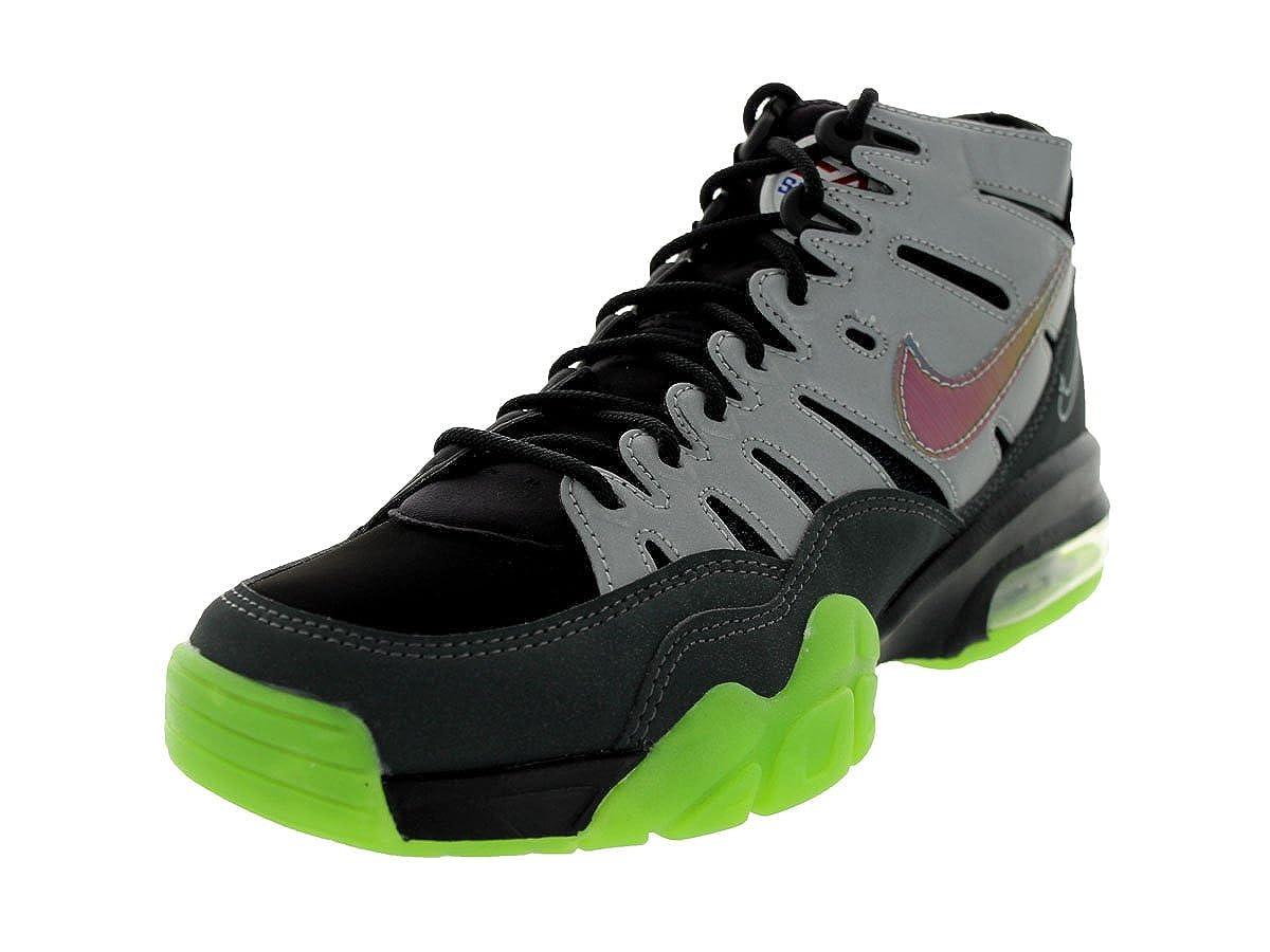 4b2d8d91c1 Amazon.com | Nike Men's Air Trainer Max '94 Prm Qs Silver/Anthracite/Black  Training Shoe 8 Men US | Fitness & Cross-Training