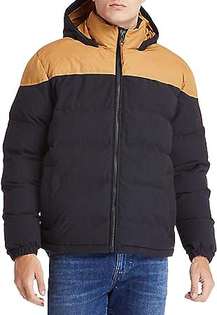 selva constantemente Y  Timberland Men's Down Jacket TB0A2CVP: Amazon.co.uk: Clothing