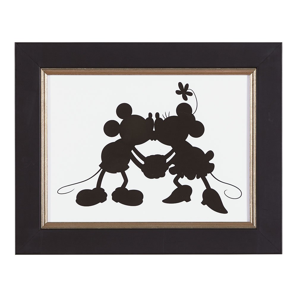 Ethan Allen | Disney Mickey Mouse and Minnie Mouse Silhouette II