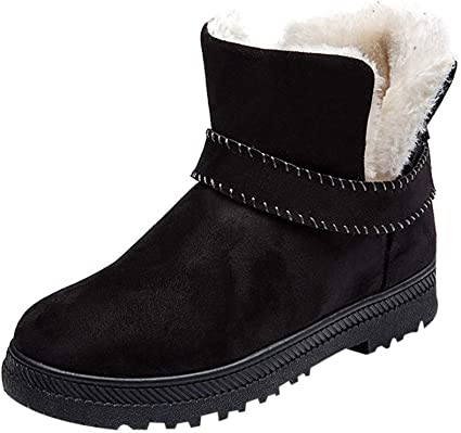 Snow Boots For Women Wide Width Liraly
