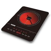 Geepas Digital Infrared Cooker, GIC33013, Black, 2 Year Manufacturer Warranty