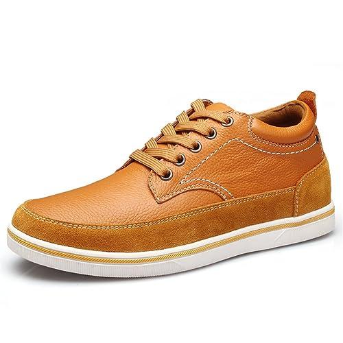 ailishabroy - Mocasines para Hombre, Color marrón, Talla 39 EU: Amazon.es: Zapatos y complementos