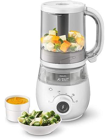 Philips Avent SCF883/01 - Robot de cocina 4 en 1 para papilla, cocina