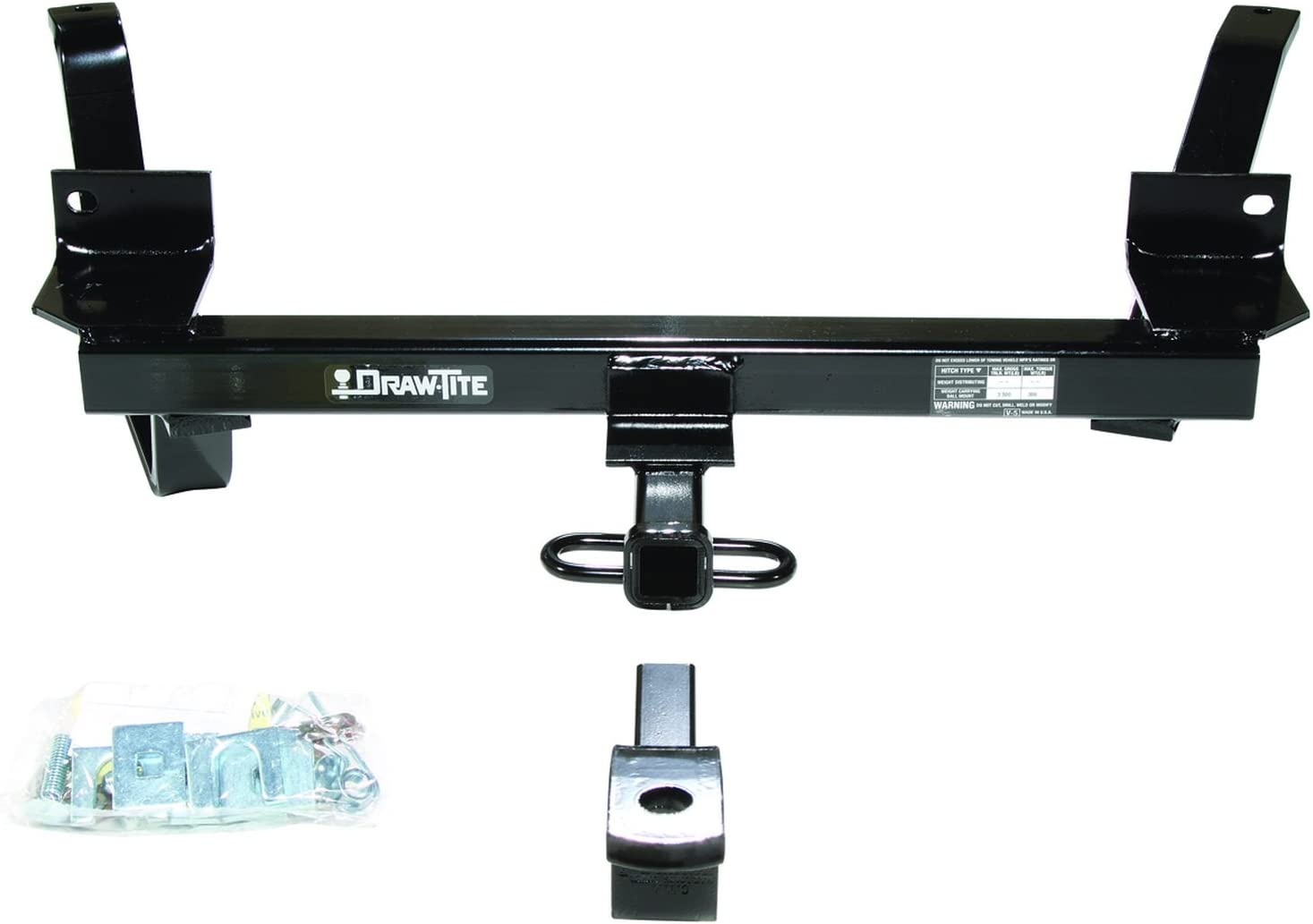 Draw-Tite 36288 Class II Frame Receiver Hitch