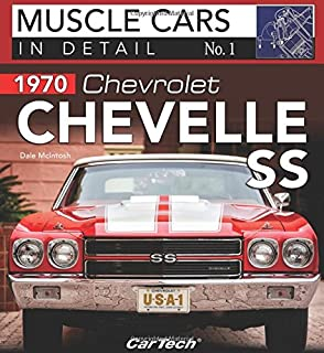 Chevelle ss 1964 1972 a muscle car source book jeffrey steffes 1970 chevrolet chevelle ss muscle cars in detail no 1 fandeluxe Gallery