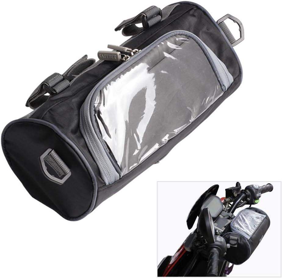 Bolsa De Almacenamiento para Harley 2.5L Bolsa De Herramientas para Motos O Bolsa De Horquillas Delanteras Almacenamiento De Equipaje waterfail Motorcycle Roll Bag