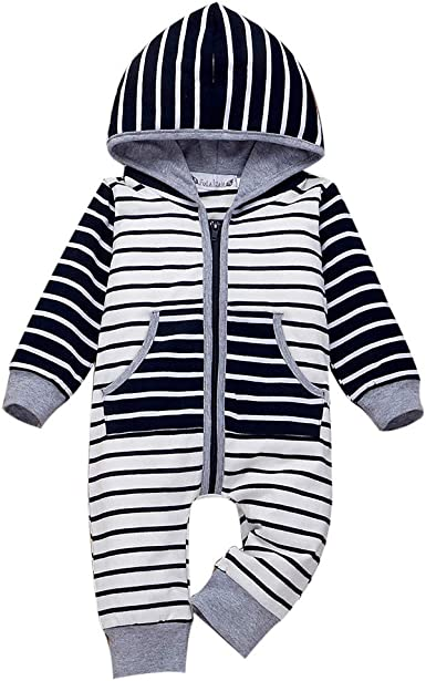 0-24 Months Fairy Baby Cute Baby Boy Outfits Baby Grows Long Sleeve Romper Suit Jumpsuits with Hat