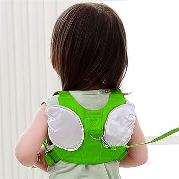 WDXIN Arnés de Seguridad para Caminar para bebés y niños pequeños ...
