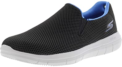 Skechers Men's GO FLEX Walk Slip On Walking Shoe