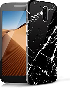 Mosoris Funda Motorola Moto G4 Plus/G4 TPU Silicone Carcasa ...