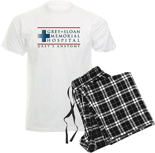 CafePress Womens Pajama Set Grey Sloan Memorial Hospital