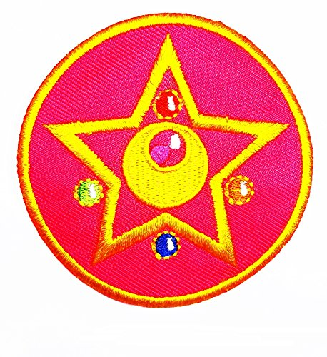 Sailor Moon cartoo kid patch TV Series Fancy