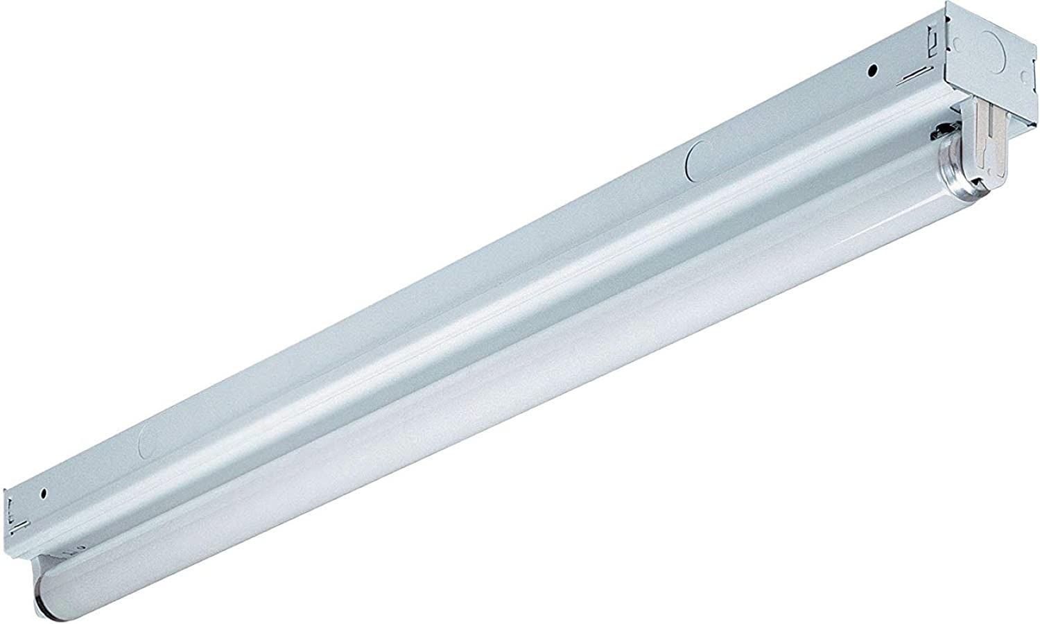 Lithonia Lighting MNS8 1 25 120 RE Fixture Fluor Strip Rs 25W 3Ft 3-Foot T8 lamp