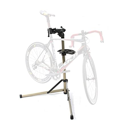 Amazon Com Bikehand Pro Mechanic Bicyclebike Repair Rack Stand