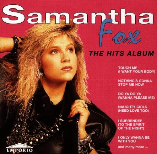 Samantha Fox-The Hits Album-CD-FLAC-1995-VOLDiES Download