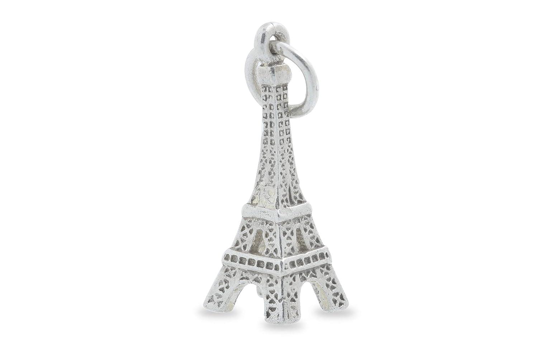 Amazon.com: Adastra Jewelry - Abalorio de plata de ley 925 ...
