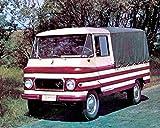 1966 Zuk AO3 Pickup Truck Factory Photo Poland