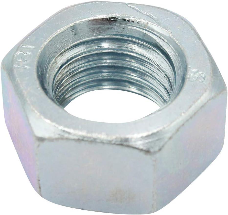 VPE: 2 St/ück DIN 1587 Sechskant Hutmuttern D2D hohe Form galvanisch verzinkt G/üteklasse 6 Ziermuttern Gr/ö/ße: M20