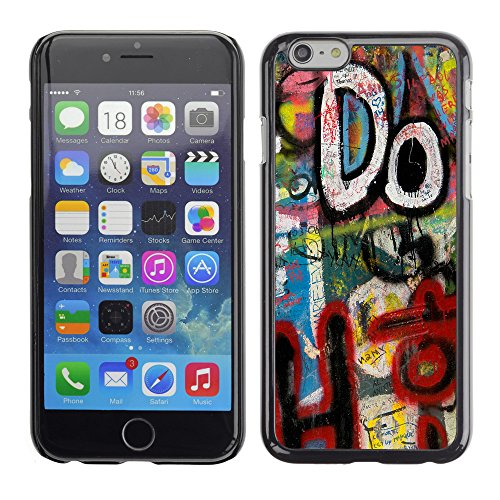 "Premio Sottile Slim Cassa Custodia Case Cover Shell // V00002346 Graffiti_Fotor // Apple iPhone 6 6S 6G 4.7"""