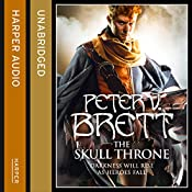 The Skull Throne: The Demon Cycle, Book 4 | Peter V. Brett