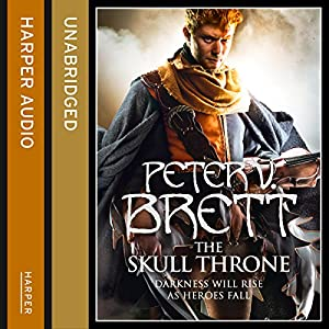 The Skull Throne Audiobook
