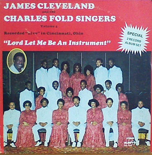 Lord, Let Me Be an Instrument [Vinyl]