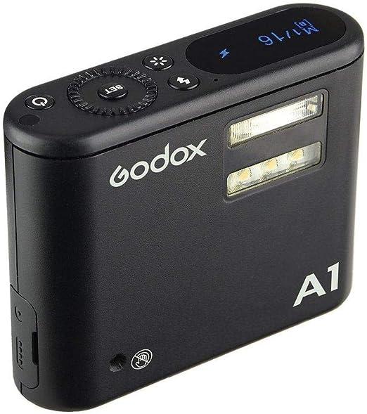 Godox A1 - Flash Bluetooth para Smartphone y transmisor, sincronización con la aplicación: Amazon.es: Electrónica