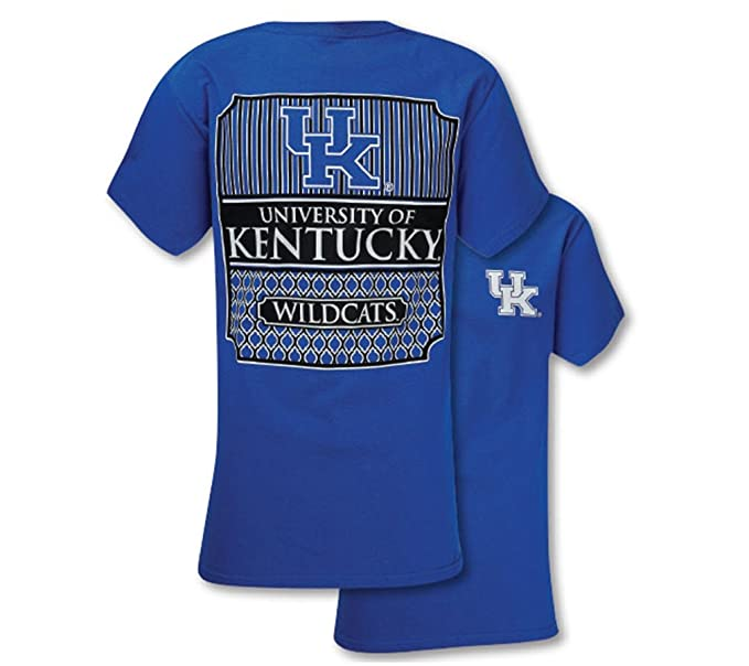 304bef45cd0d Southern Couture SC Collegiate Preppy UK University of Kentucky Womens  Classic Fit T-Shirt -