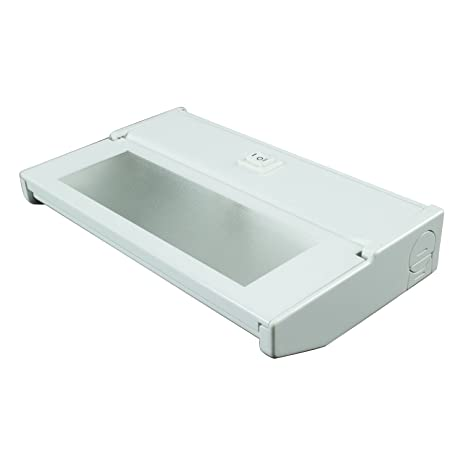 American Lighting LXC1H-WH 8-Inch Hardwire Xenon Under Cabinet ...