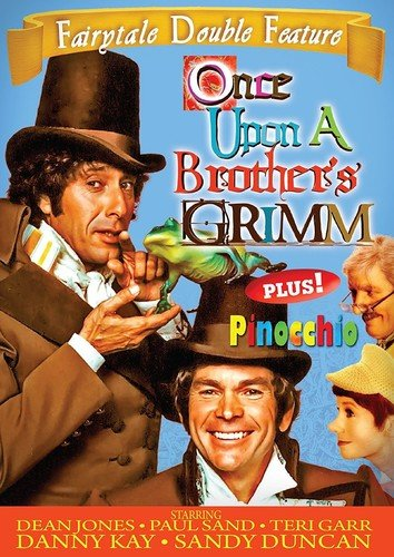 Brothers Grimm Film - Once Upon A Brothers Grimm & Pinocchio: Fairy Tale Double-feature