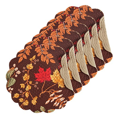 Quilted Placemat Set - Amison 17