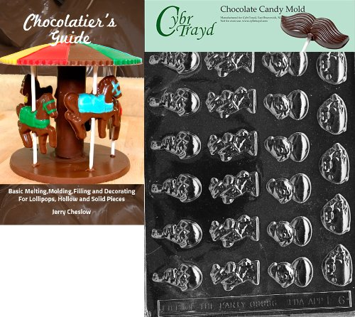 """Cybrtrayd """"Assortment with Rooster"""" Easter Chocolate Candy M"""