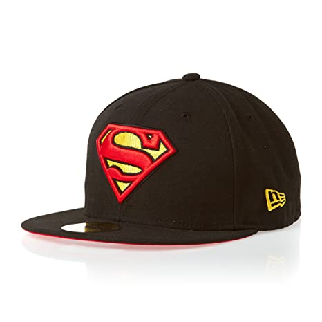 DC COMICS - NEW ERA Gorra de Béisbol SUPERMAN - Basic Badage - 7 3 ...