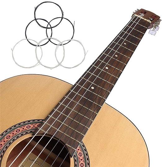 Desirabely IRIN C103 - Juego de 6 Cuerdas para Guitarra clásica ...