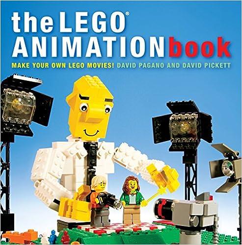 The Lego Animation Book: Make Your Own Lego Movies! por David Pagano epub