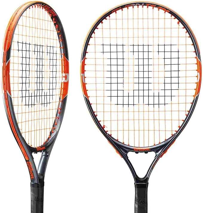 unisexe enfants Wilson Burn team TNS TKT Raquette de tennis