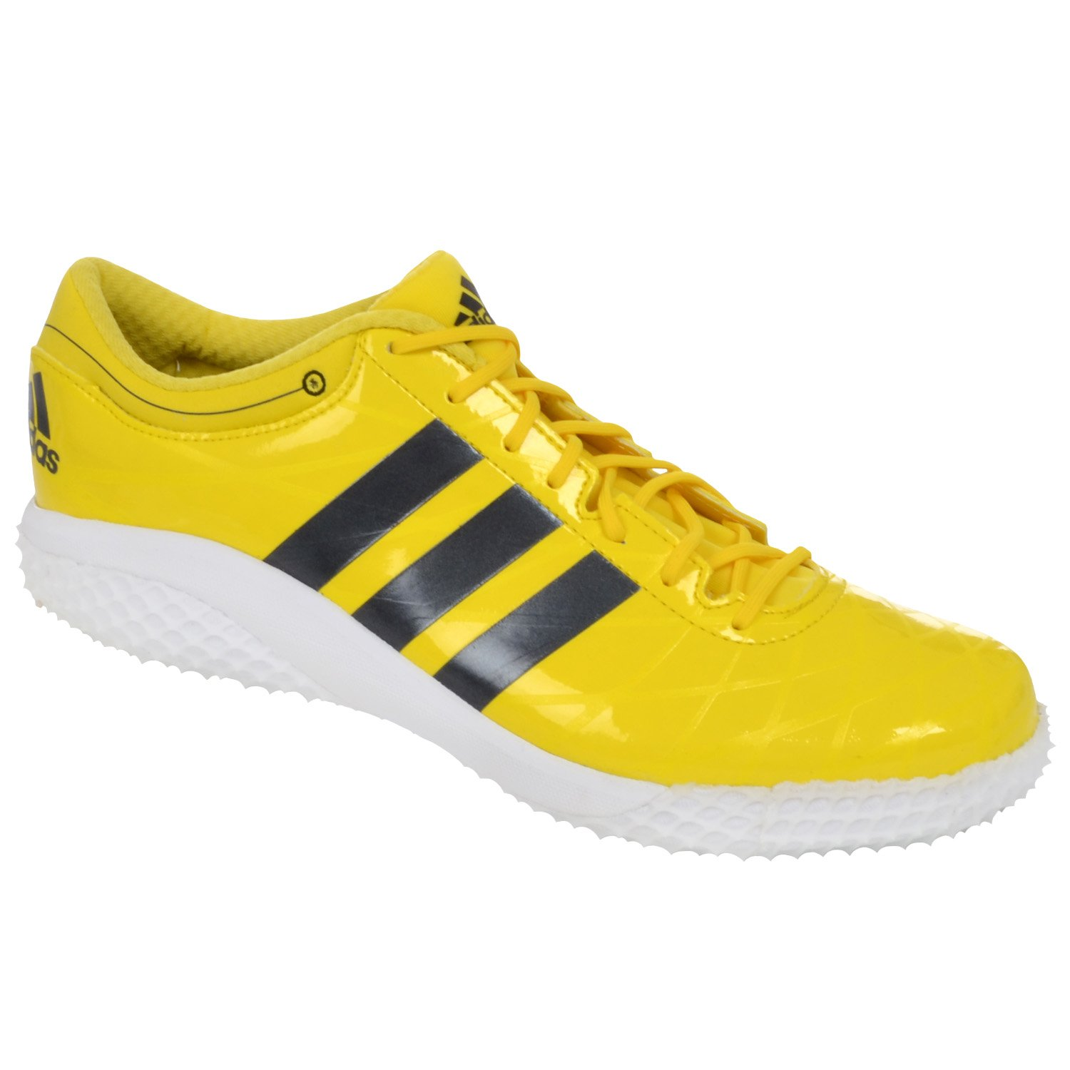 separation shoes 00e80 6b617 adidas Adizero stabilità Campo Caso High Jump, Color Verde, Amarillo 60% de  descuento