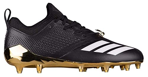 hot sale online c35e3 08160 adidas Adizero 5Star 7.0 7v7 Cleat Men s Football 17 Core Black-White-Gold  Metallic