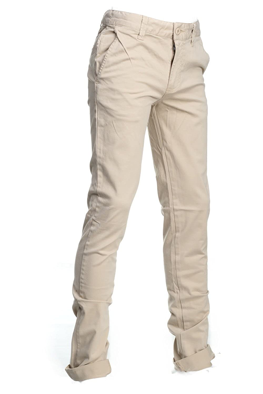 Pantalons Kaporal Pantalons radim Beige Garon googry.com