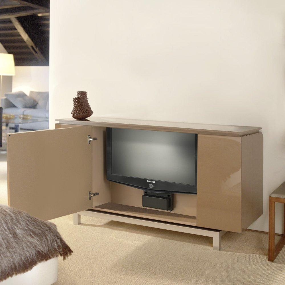 Tv schrank versenkbar  TV Lift für den Möbeleinbau bis 75cm Hubhöhe 100 kg Tragkraft ...