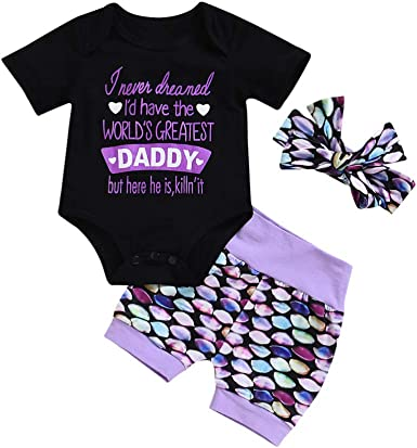 Mermaid Newborn Baby No Sleeve Bodysuit Romper Infant Summer Clothing Black