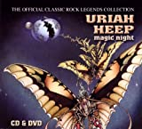 Magic Night -CD+DVD- By Uriah Heep (2015-02-20)