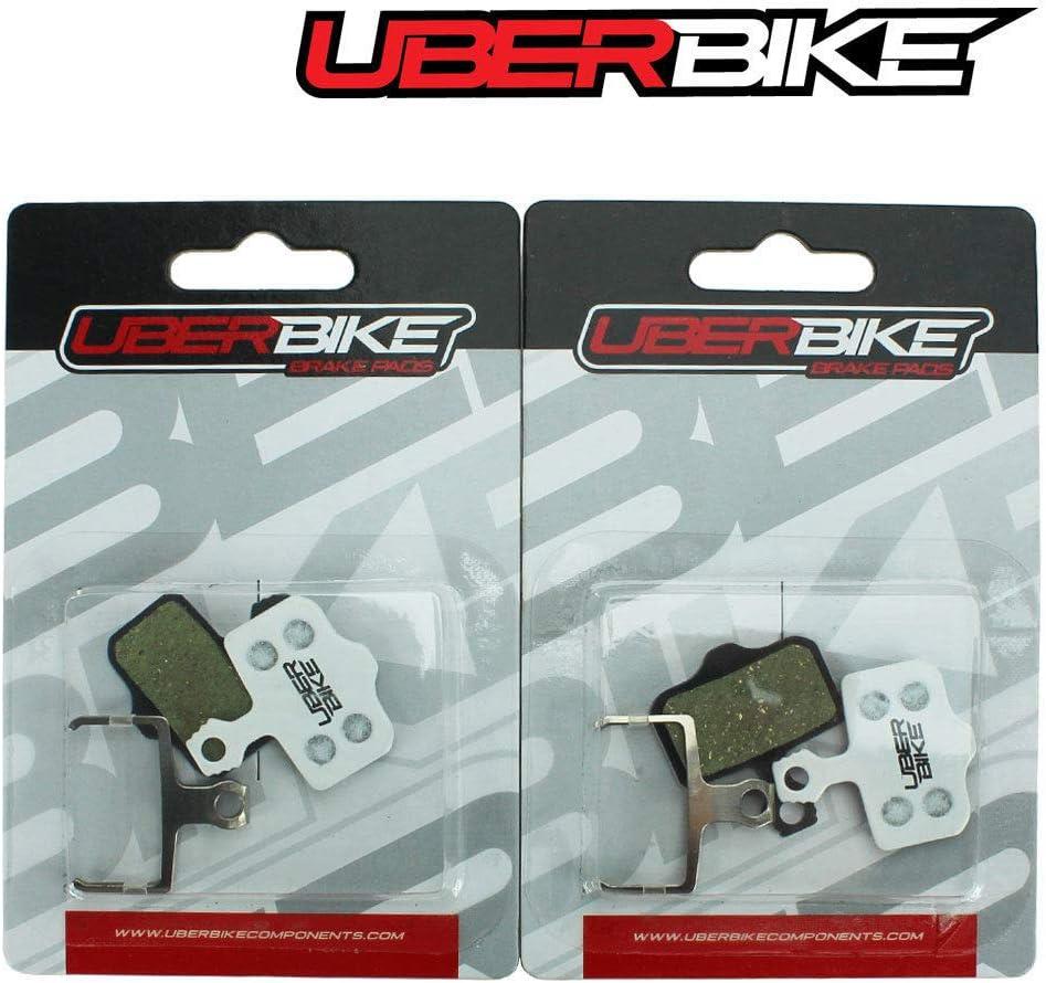 Uberbike SRAM Level T Paire de Plaquettes de Frein /à Disque TL Race Matrix