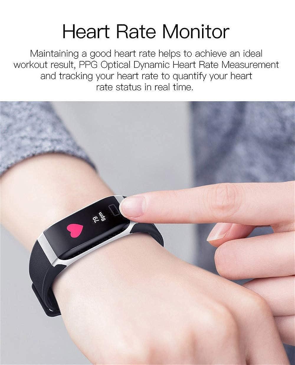 Amazon.com: Bluetooth Smart Watch Bracelet-Star_wuvi Smart ...