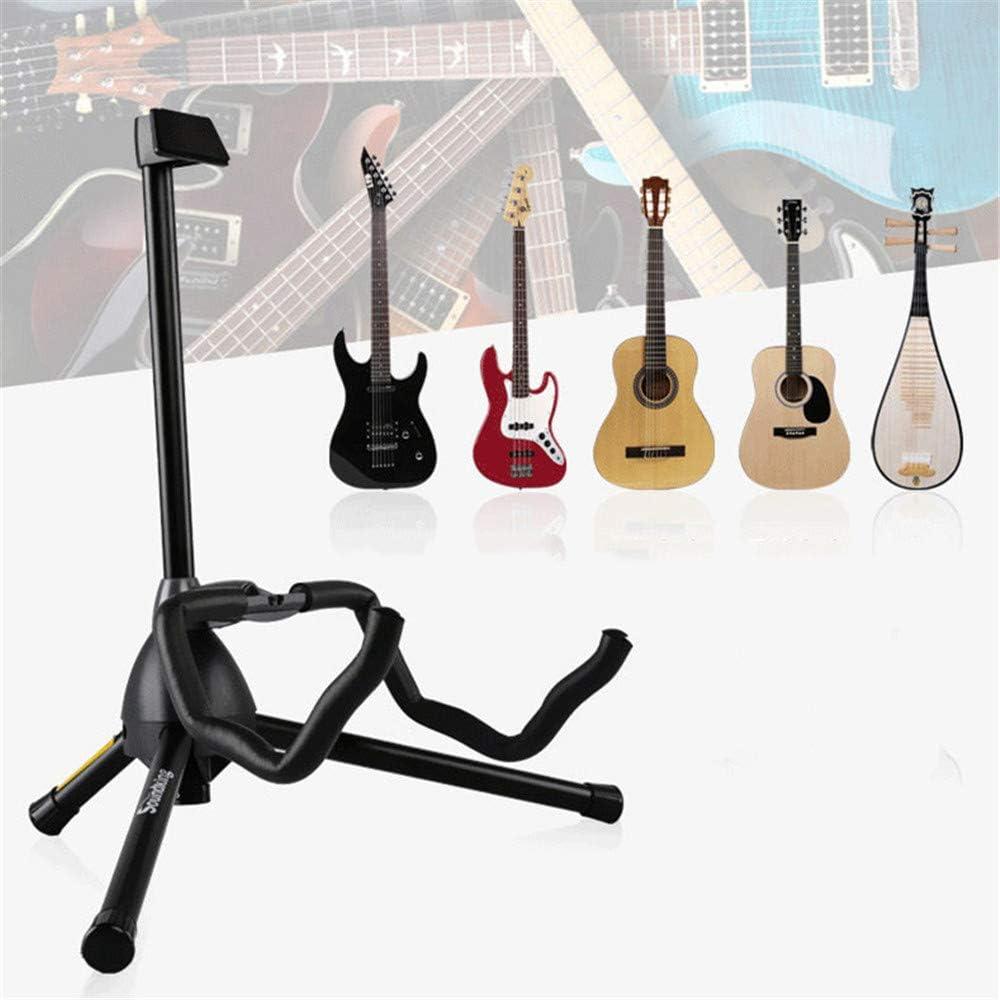 Nuoyi Soporte de Guitarra Vertical portátil Soporte de Guitarra ...