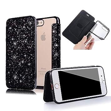 50bb825add Zoeking iPhone5s ケース 手帳型 おしゃれ iphone5s 手帳型ケース ブラック iPhone5 ケース 手帳型 かわいい