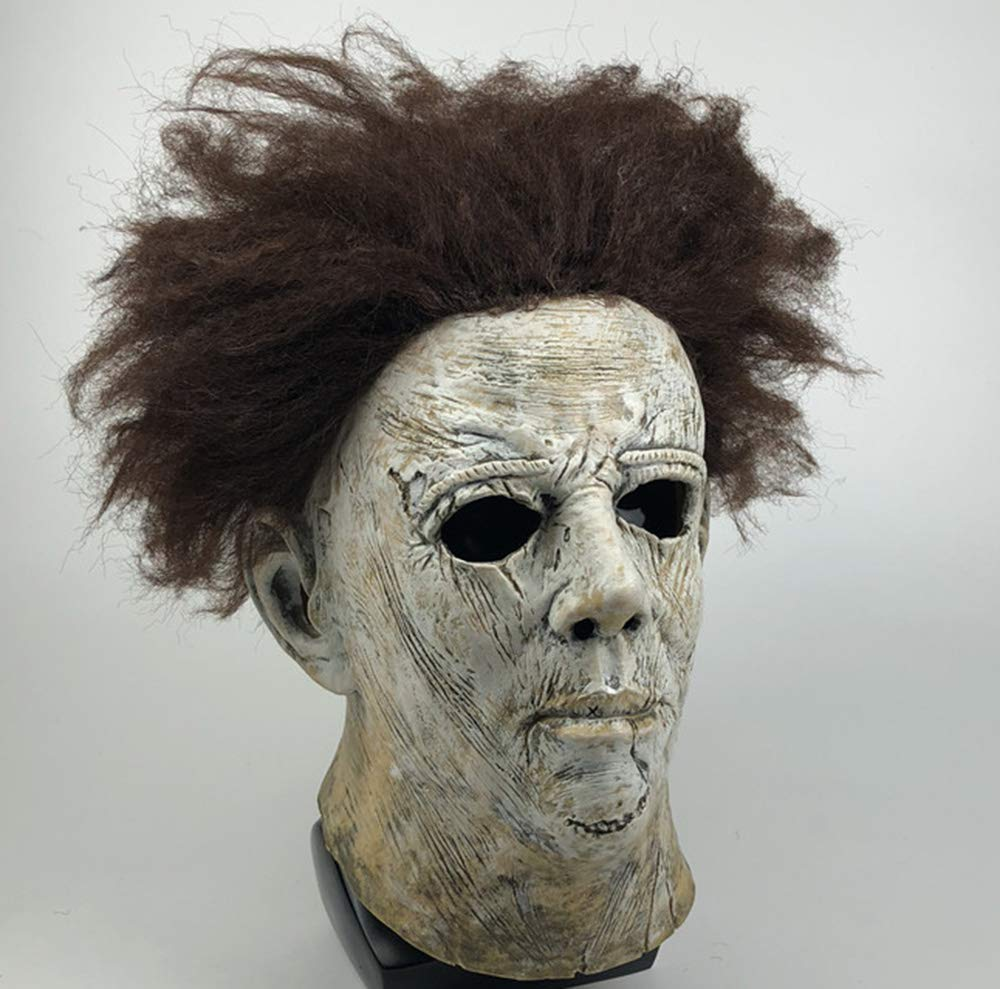Yacn Movie Halloween 2018 Zombie New Michael Myers Overhead ...