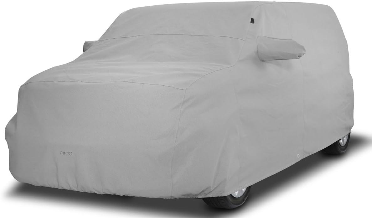 Black Fleeced Satin Covercraft Custom Fit Car Cover for Select Lexus LFA Models FS17504F5