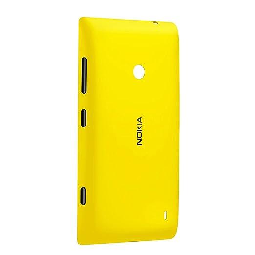 49 opinioni per Nokia Copribatteria Rigida per Modello Lumia 520/525, Giallo