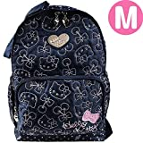 Hello Kitty Backpack Rucksack M Hello Kitty school promoted Navy series
